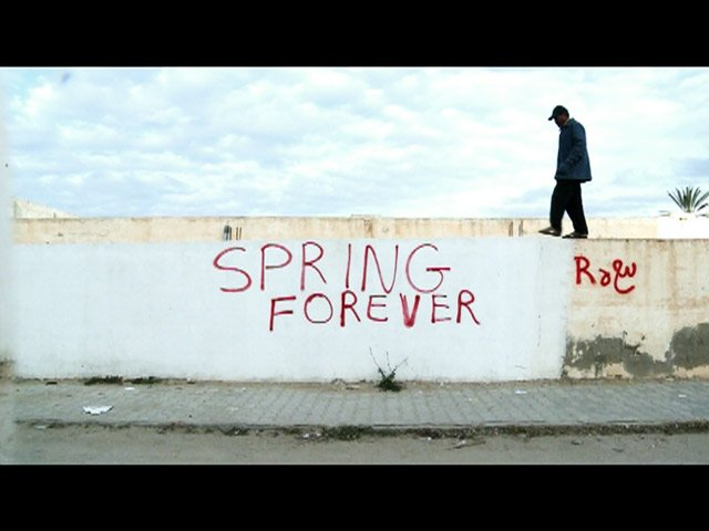 Docu-Reality SeriesArab Spring Man On Fire