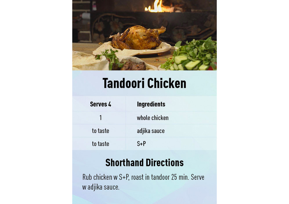 Tandori Chicken recipe