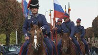 Cossack invasion