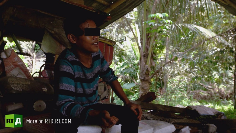 ISIS child soldiers in the Philippines