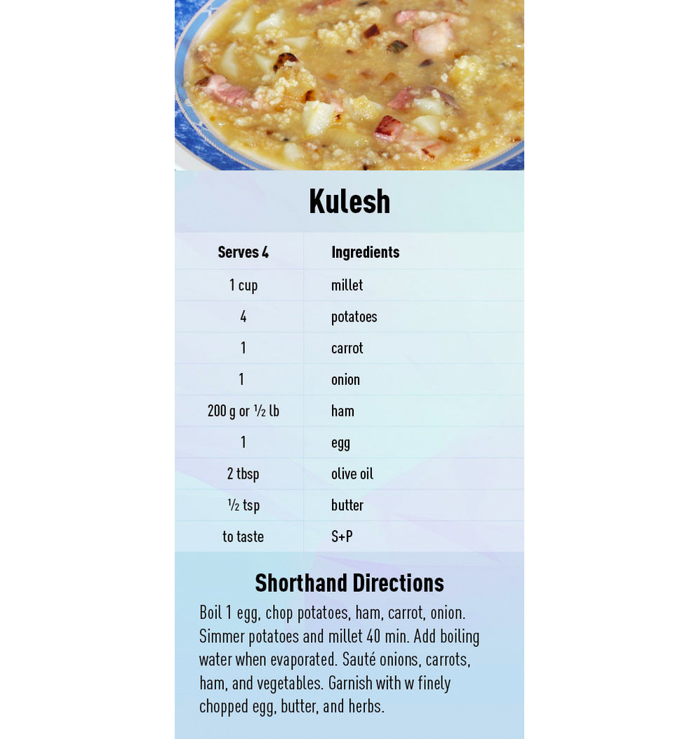 Kulesh recipe