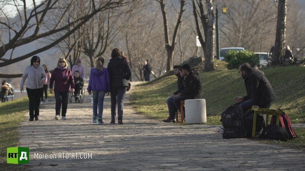 Bihac residents grow wary of migrants