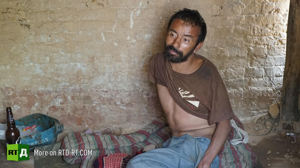 Nepalese organ trade victims