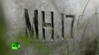 MH17 A year without the truth