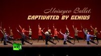 Moiseyev ballet. Captivated by Genius