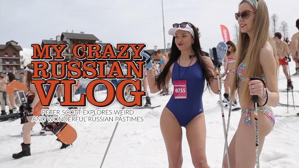 Crazy Russian Woman Crazy 103