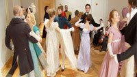 Strictly Russian ballroom