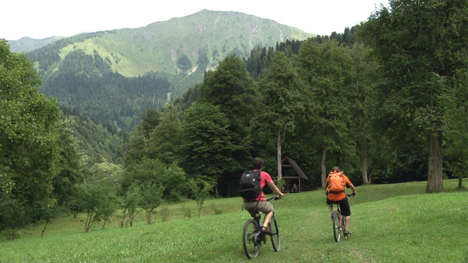 Sochi 2014 mountain life rtd films for Living on a mountain