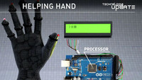 Technology Update 72 Sign language translator glove, fire proof textiles und pixel less screens