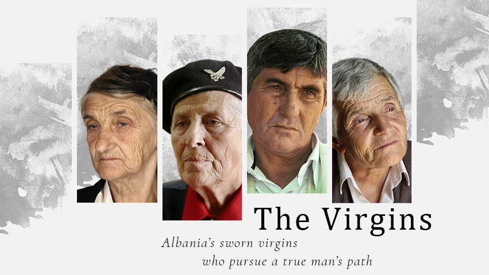 an overview of the albanian virgin by alice munore