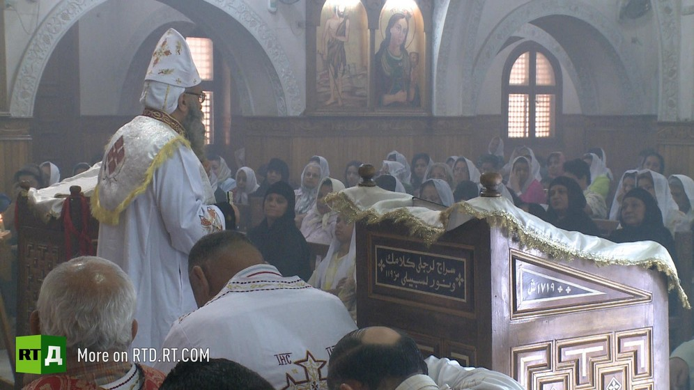 Egypt's Coptic Christians persecution