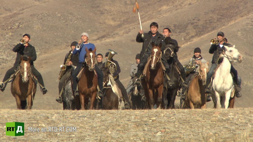 Tuvan throat singing lures foreigners to stark Siberian