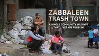 Zabbaleen Trash Town