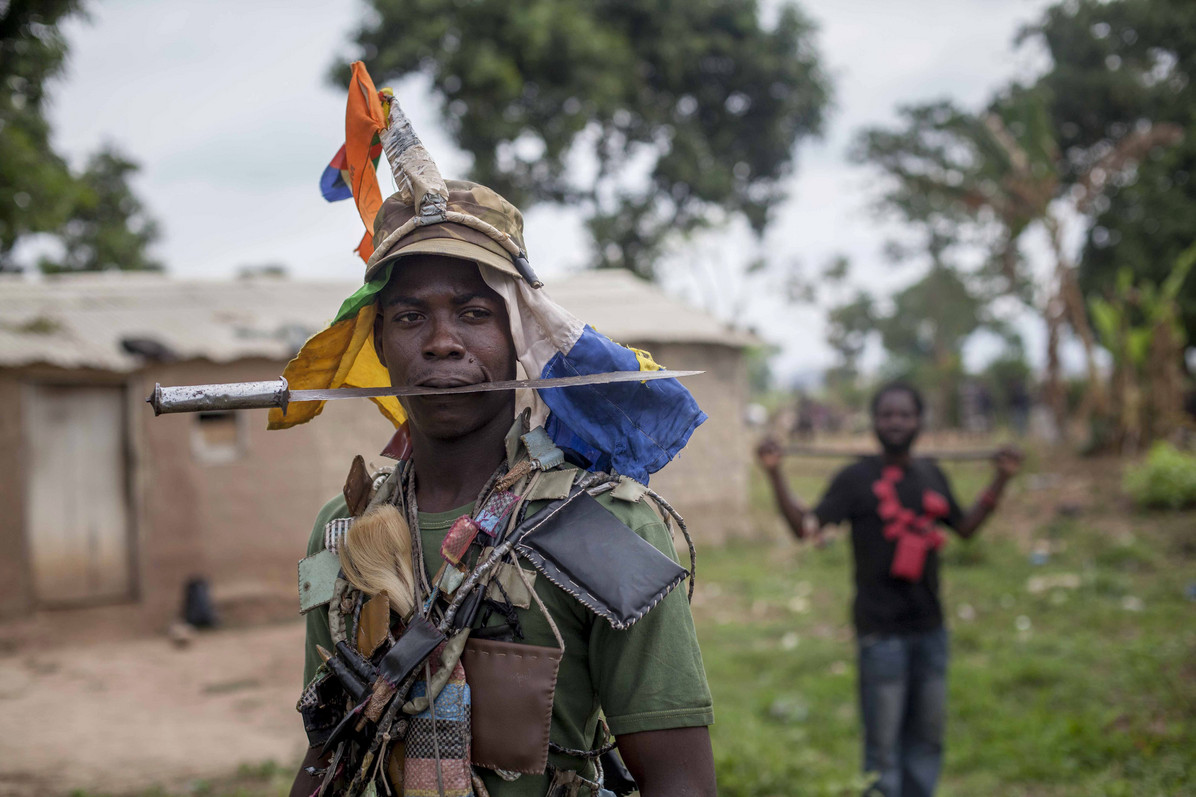 Seleka's brutality led to the formation of a mainly Christian-led Anti-balaka coalition. / Reuters