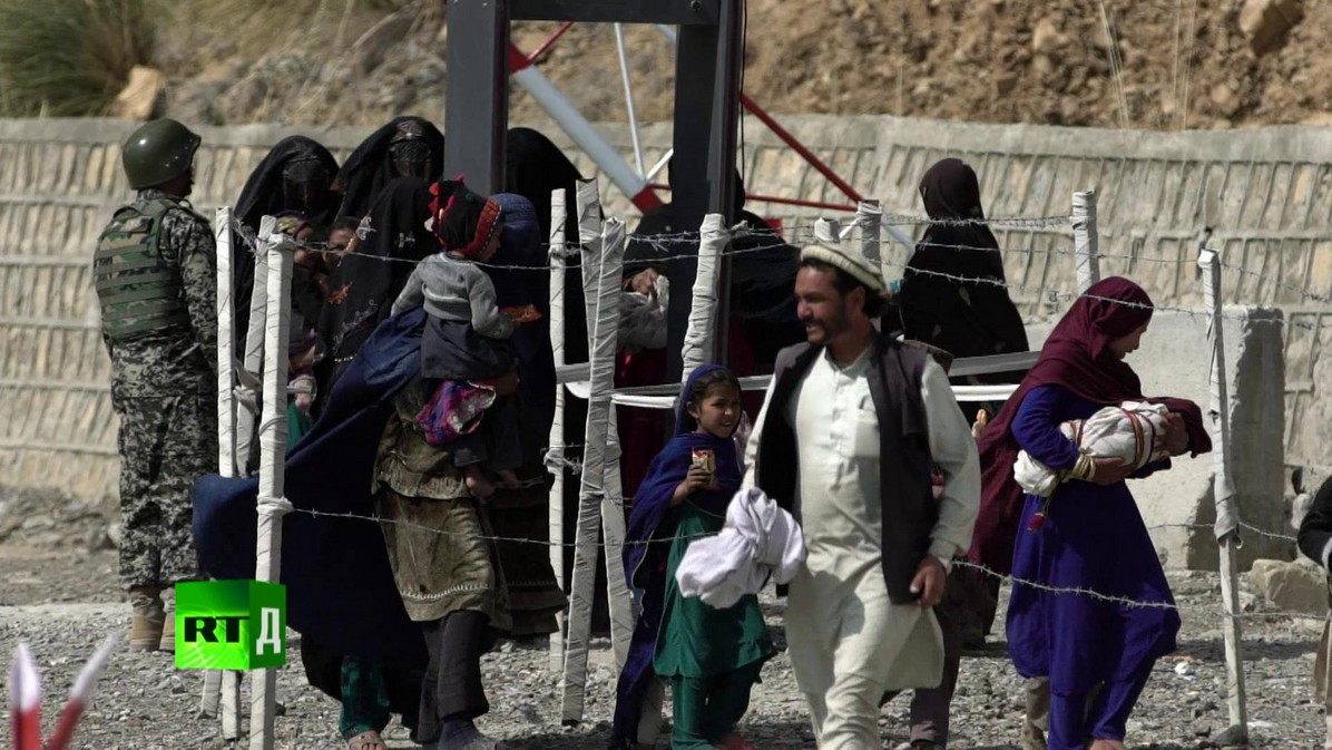 The displaced return to North Waziristan, Pakistan