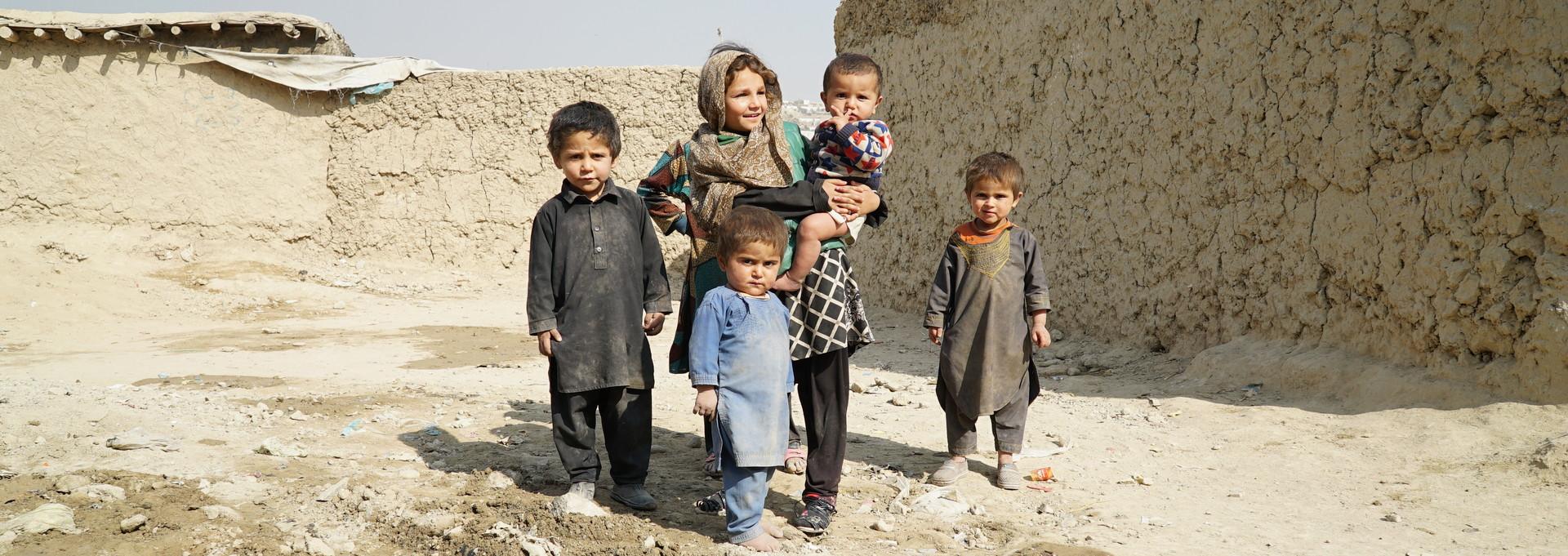 Afghanistans Children of War - The Atlantic