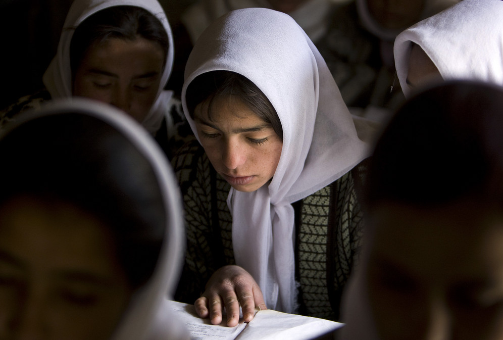 Afghan girls education