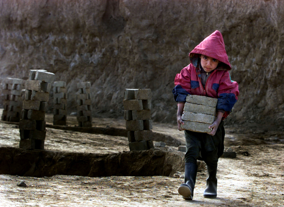 Child labour in Afghanistan