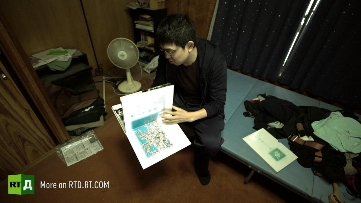 Ryoji Tani is 32 years. Eight of those he was a hikikomori / © A still from the documentary film, Hikikomori Loveless / RTD
