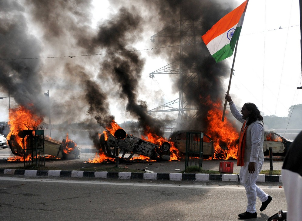 Tensions rise between India and Pakistan following the Kashmir terror attack on February 15.