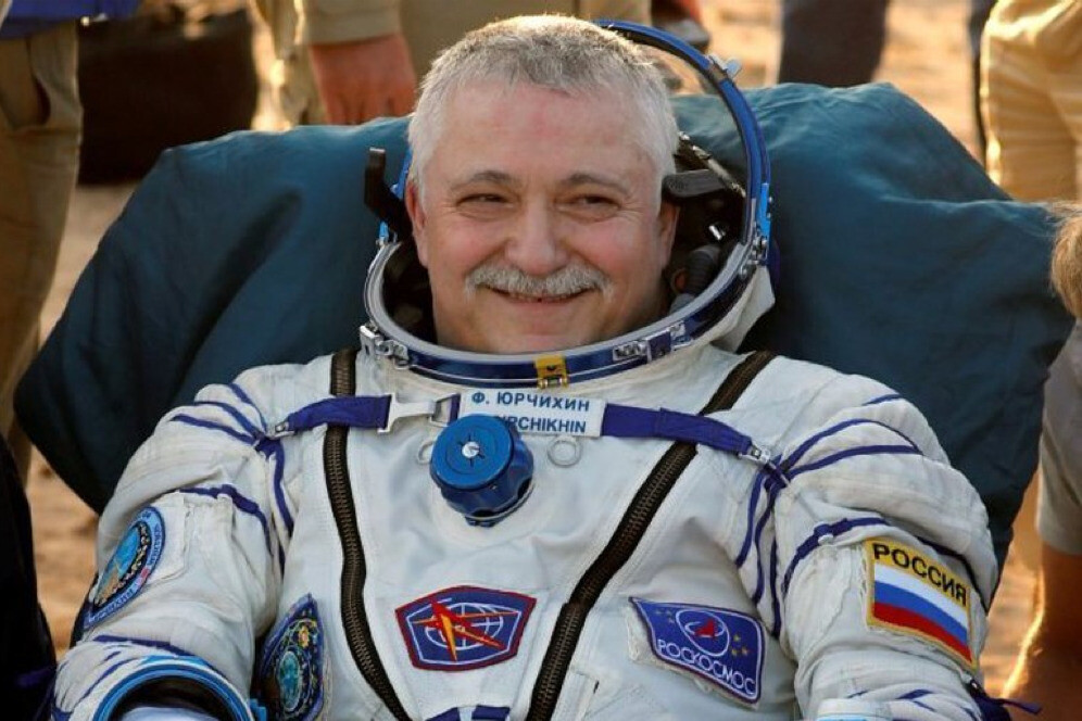 fyodor yurchikhin iss cosmonaut lockdown survival tips
