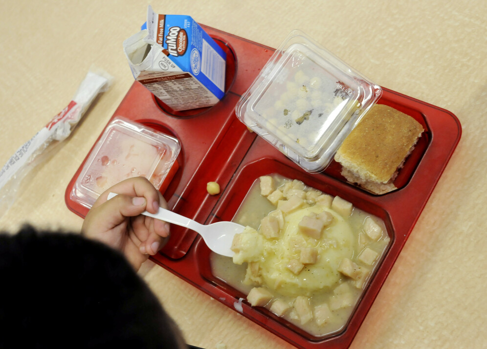 Lunch shaming in the US schools
