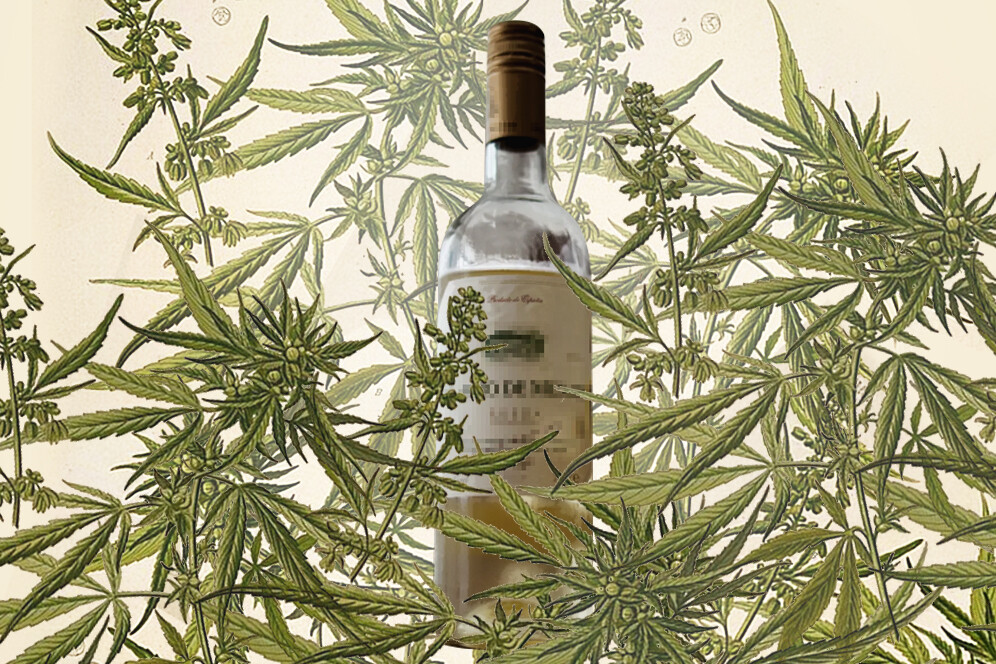 cannabis for alcohol