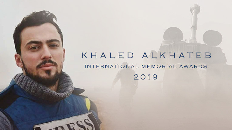 RT extends deadline for entries to Khaled Alkhateb Memorial Awards 2019