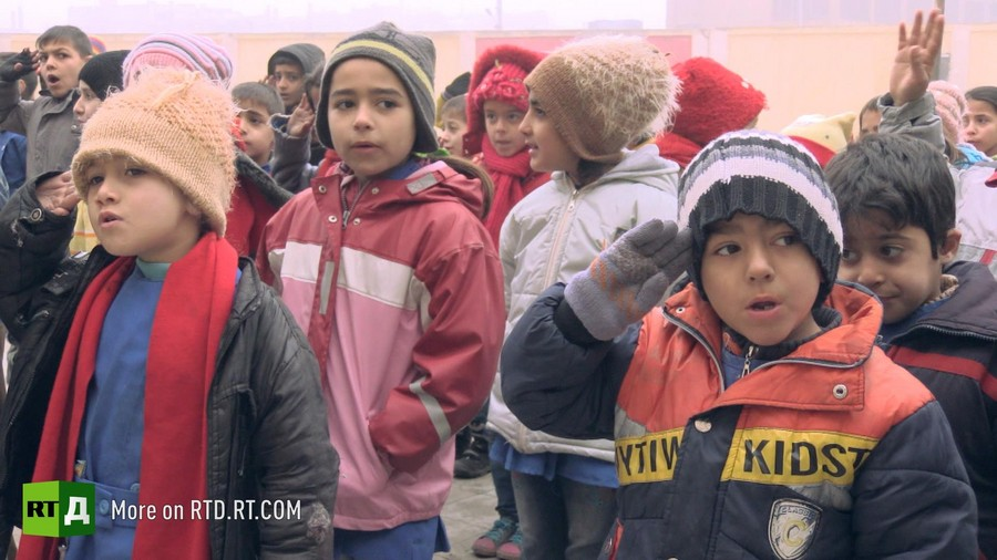 Children in Syria