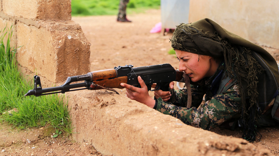 Kurdish Women's Protection Units (YPJ)