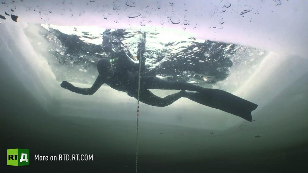 Freediving Constant Weight (CWT) Andrey Matveenko