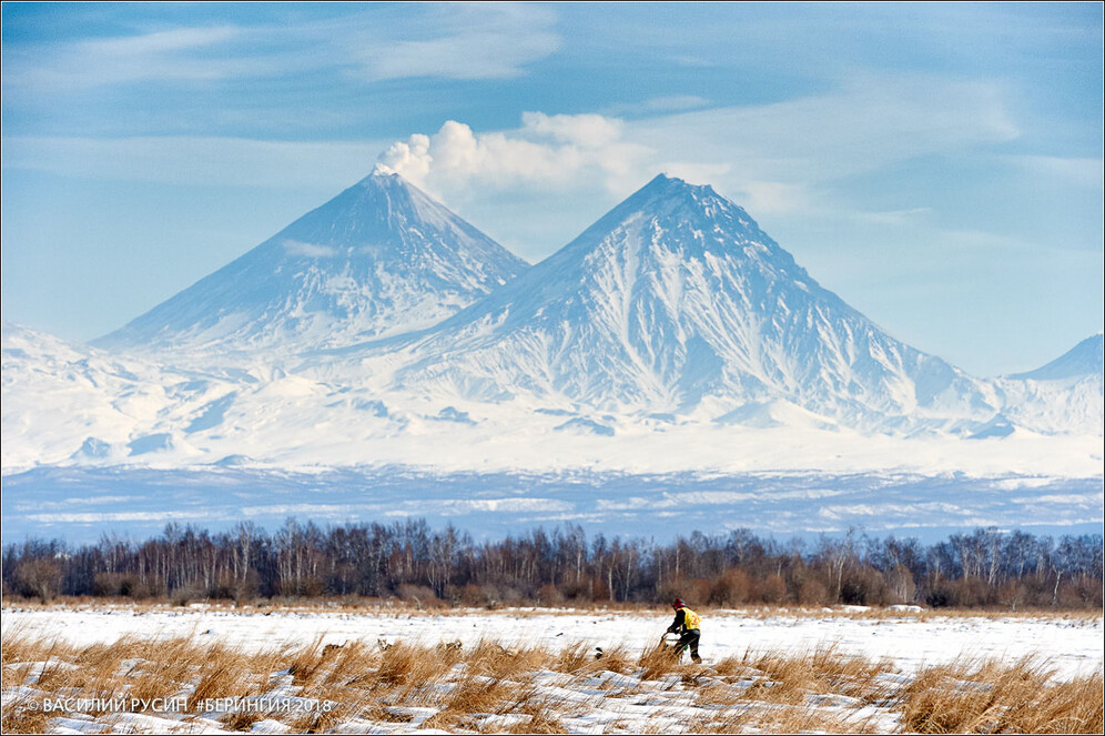 The beauty of Russia's Far East explored in RTD's Kamchatka documentaries