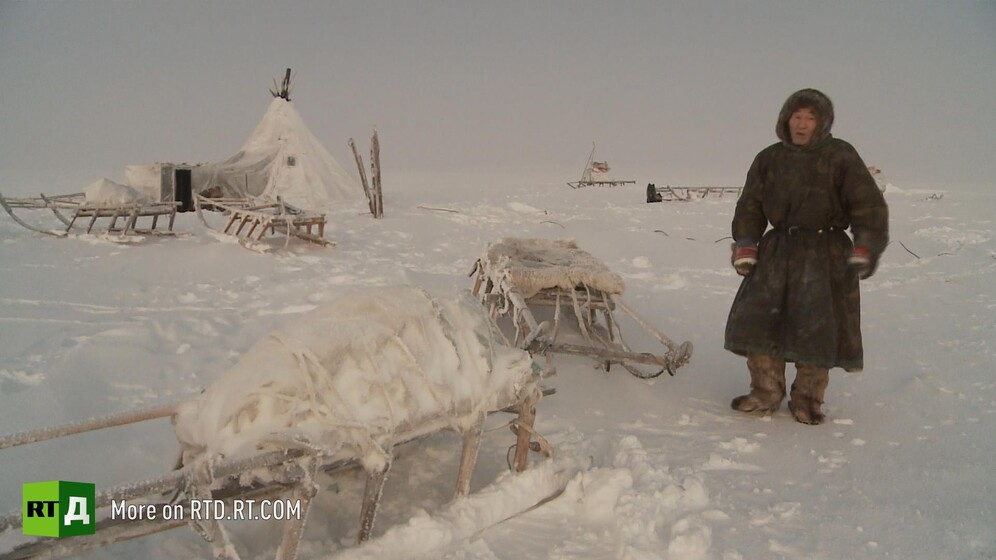 Discover the lives of nomadic reindeer herders in RTD's Nenets documentaries